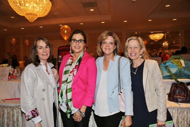 Jenny Denkmann, Stephanie Gallagher, Jane Southworth, Callaway Zuccarello
