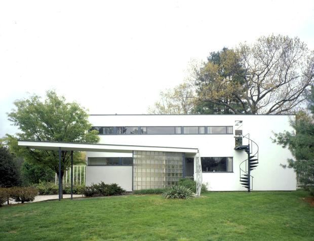 Gropius House exterior