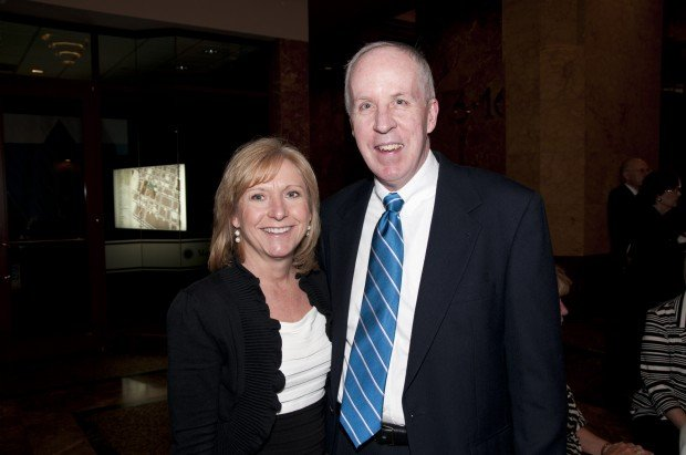 Kathy and Jim McDonough