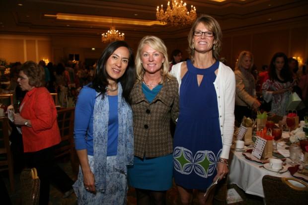 Liz Butler, Trish Zpon, Linda Rehnquist