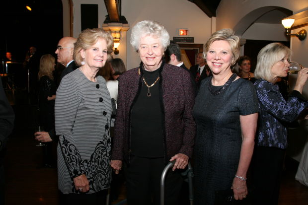 Ann Scott, Marie Oedting, Marsha Rusnack
