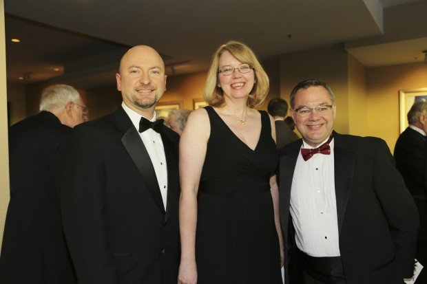 Patrick Hendershot, Nancy Adams, Ross Stroh