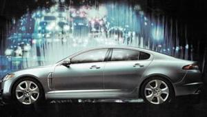 Wheels: Luxury Sedans