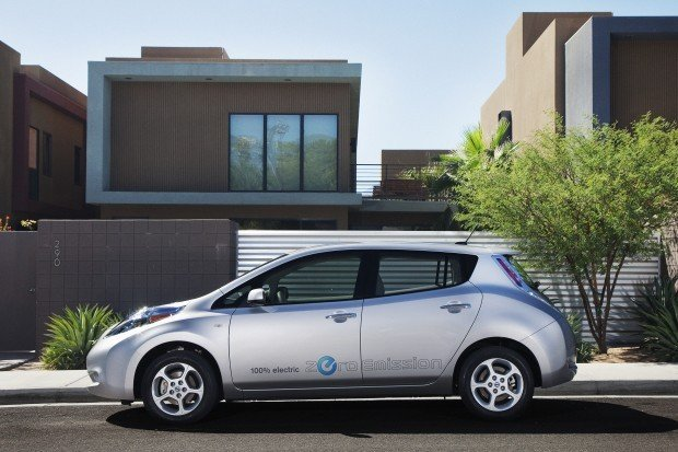 2012 Nissan LEAF
