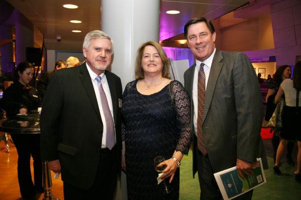Robert Ahrens, Kathleen McHugh, Patrick Rohrkaste