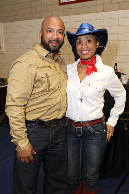 Jeronme and Tracey Dickerson