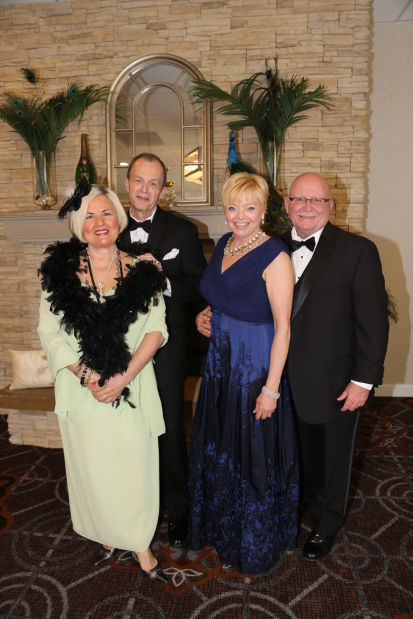 Millie Cain, Joe Schultz, Jen and Mike Hill
