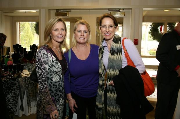 Lisa Clark, Marta Geisz, Deanna Leavitt