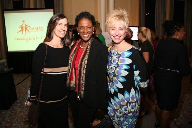 Tracy Gilroy, Nannette Baker, Lisa Grimes
