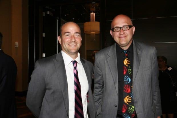 Jeff Haug, Bryan Pearlman