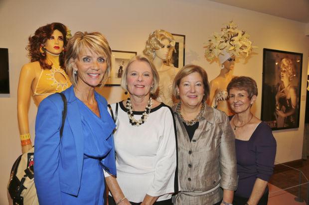 Julie Grossman, Janet Mika, Denise Miller, Jane Cenova