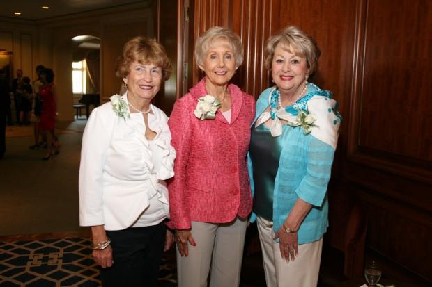 Suzie Nall, Karen Goodman, Alice Handelman