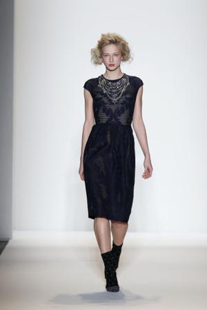 FW13 LELA ROSE NEW YORK 02/10/2013