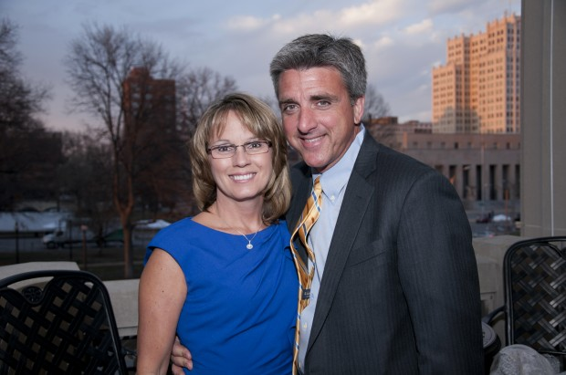 Cindy and Rodney Kinzinger