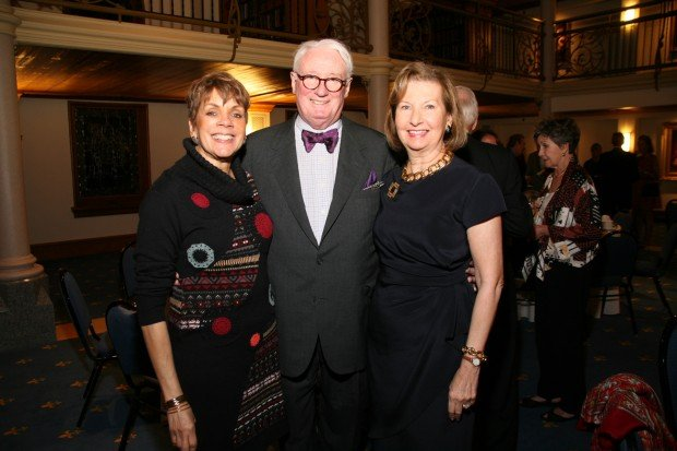 Marilyn Sheperd, Dr. Patrick and Mary Ann Hogan