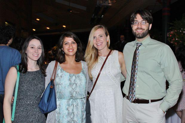 Drs. Kelly Cushing, Fatima Karaki, Laura Schrader, Joshua Buck