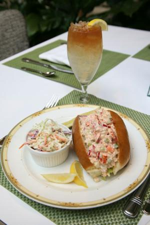 River City Casino lobster roll