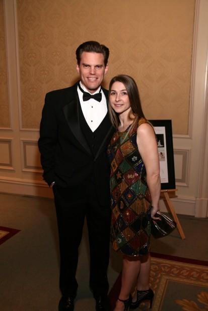 Bryan Lindman and Jenny Lark Lindman