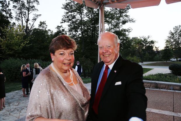Mary and Mayor Bill Nolan