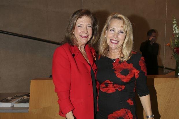 Phyllis Langsdorf, Sandra Lehrer