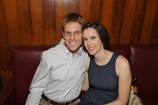 Fred and Emily Schrick