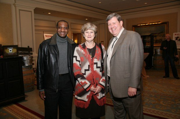 James Hill, Dot and Jim Ritts