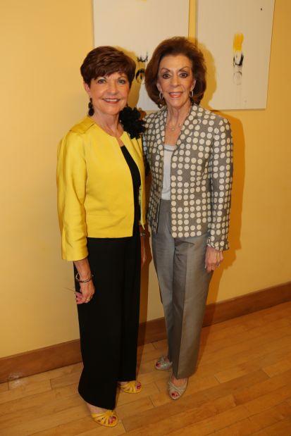 Judy Harris, Peggy Ritter
