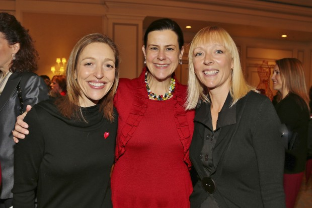 Mary Ann Srenco, Laura Lueken, Dorta Probstein