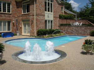 Project by O'Brien Swimming Pool Service
