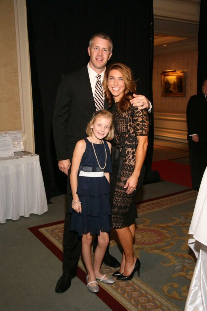 Ryan, Madison and Alicia Luechtefeld