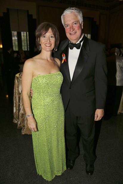 Joan and Bill Burnes