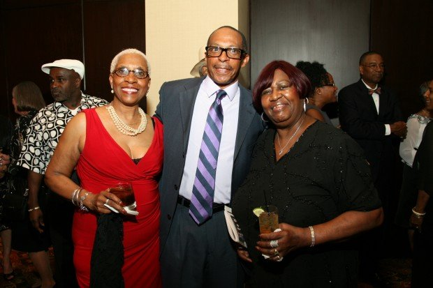 Fay Davis, Keith Robinson, Dorothy Jones