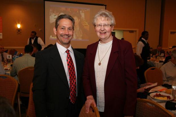 David Renaud, Sister Joann Nowak