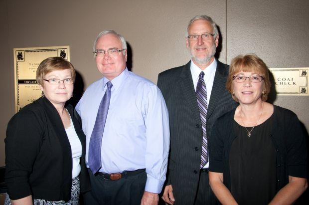 Khristi Dienst, Alan Allbee, Paster Bill and Brenda Wilson