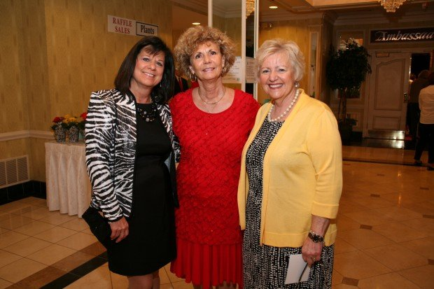 Barb Leveque, Gloria Wind, Mari Gilb