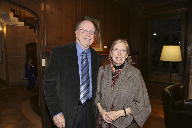 Dan Woodward, Karen Glines