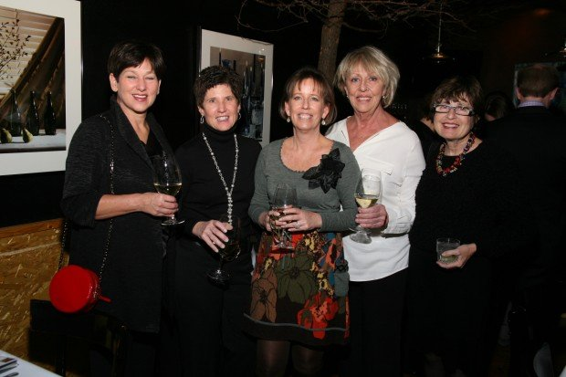 Anna Levitt, Lisa Uxa, Nancy Spewak, Buzz Walton, Maris Berg
