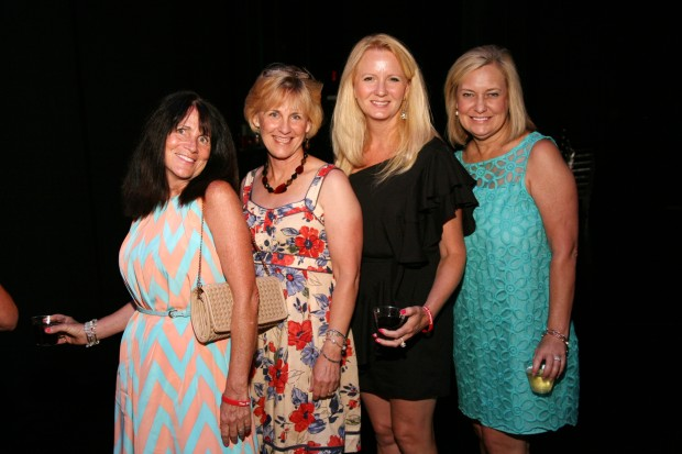 Cathy Vaden, Stacey Constant, Missy Parker, Mel Griffin