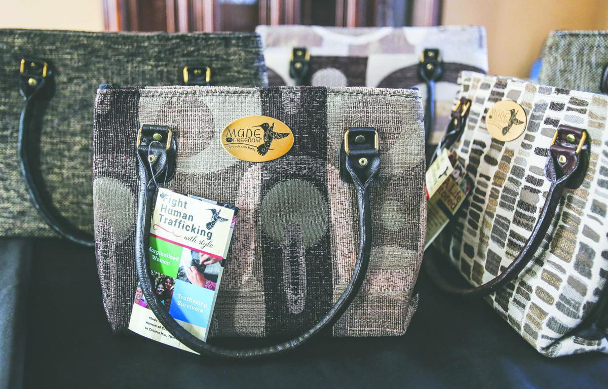 Made for Freedom, professional purses, lifestyle brand, Dawn Manske