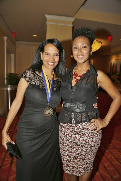 Shari Headley, Tamesha Foote