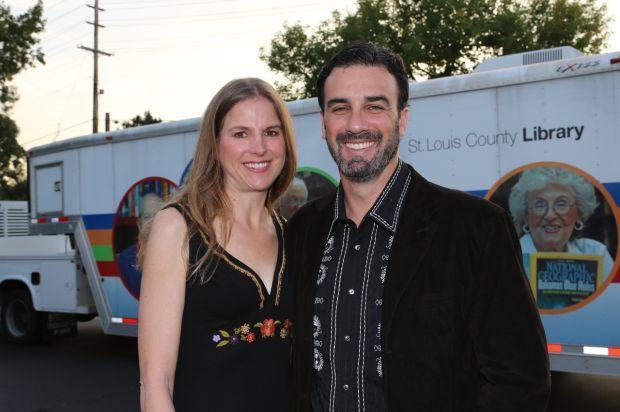 Susan and Aaron Perlot