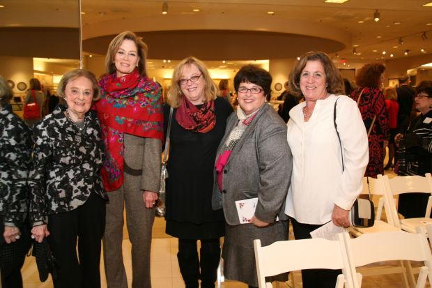 Audrey Friedman, Hillary Friedman, Jill Gubin, Farilyn Hale, Carolyn Satz