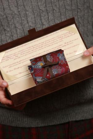 Robert Talbott Seven-Fold handcrafted tie