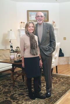 Warren and Susan Gelman