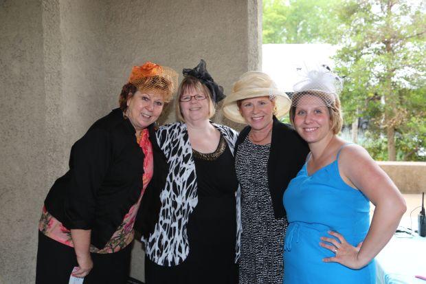 Donna Wekerle, Karen Cole, Faith Maddy, Julie McCausland-Richey