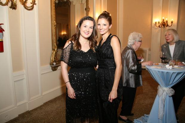 Celeste Boyer and Erin Schreiber