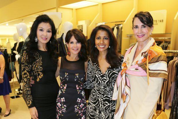 Miran Halen, Faith Berger, Jasmine Huda, Sheri Sherman