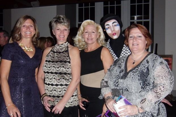 Lyn Castellano, Tammy Stockman, Terri Frigerio, Sherri Slyman