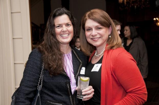 Jeanne Ogle, Sandra Fitzgibbon