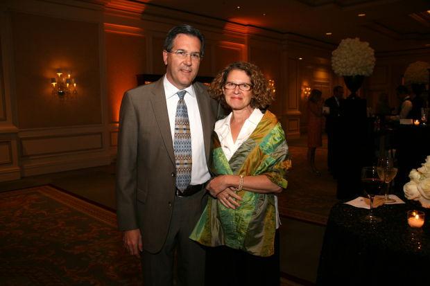 Dr. David and Janice Linehan